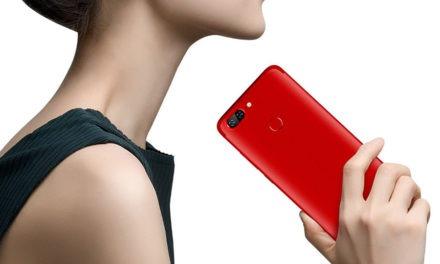 Lenovo muestra un móvil cuyo frontal sería un 95% pantalla