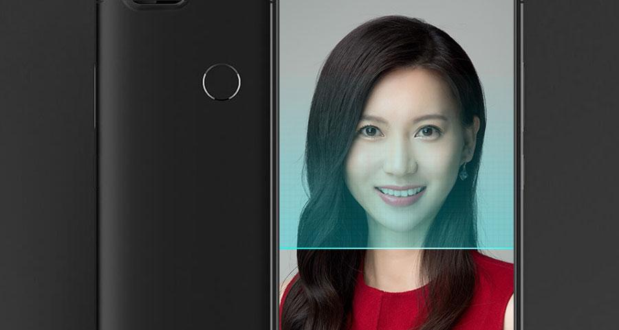 lanzamiento Lenovo™ S5 reconocimiento facial