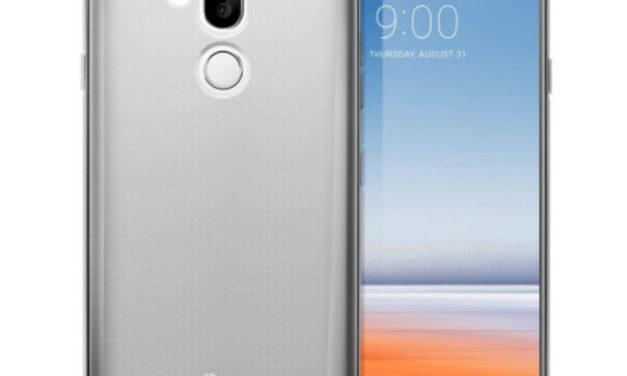 Este podría ser el diseño final del LG G7