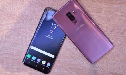 Precios y fecha de lanzamiento del Samsung Galaxy S9+ y S9 con 256 GB