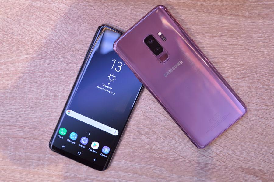 Precios y fecha de lanzamiento del Samsung™ Galaxy™ S9+ y S9 con 256 GB