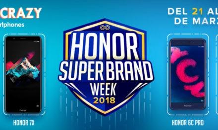 Honor venderá móviles a un euro cada día hasta el 28 de marzo