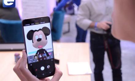 Mickey y Minnie llegan como Emojis de AR al Samsung Galaxy S9 y Galaxy S9+