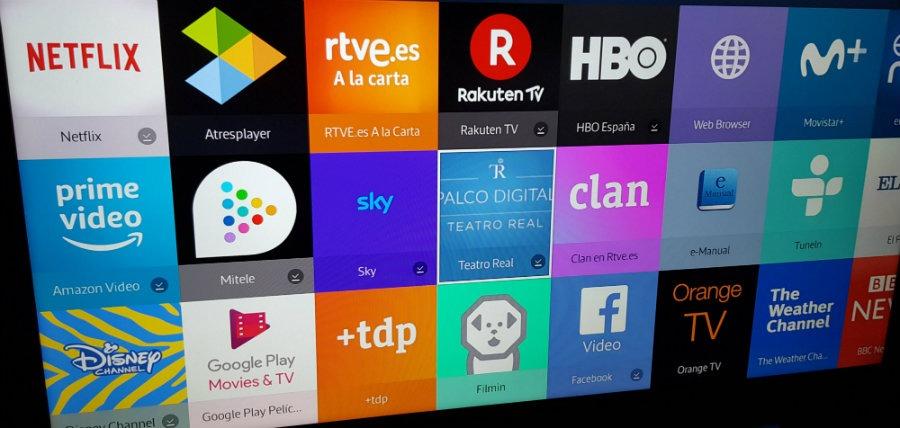 Analizamos las apps para ver películas y series desde el móvil