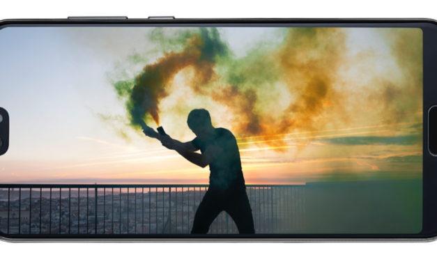 Cómo usar la súper cámara lenta en el Huawei P20 Pro