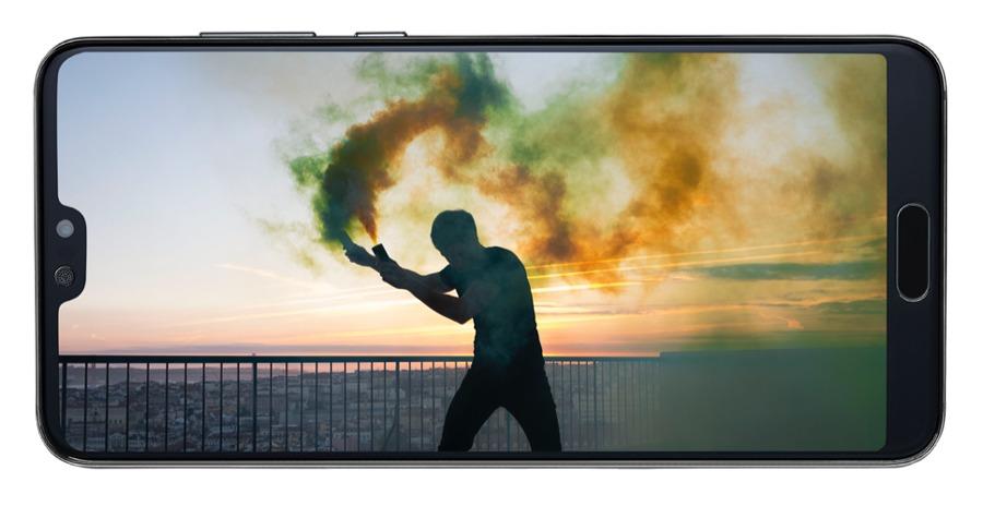 Cómo usar la súper cámara lenta en el Huawei™ P20 Pro