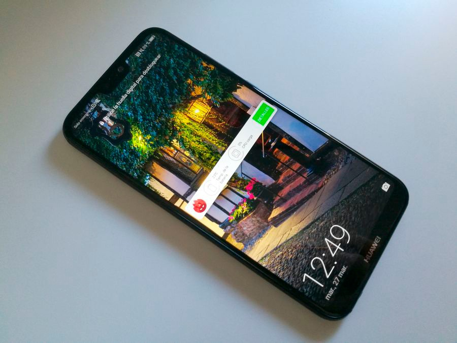 comparativa Huawei™ P20 Lite vs Huawei™ Mate diez Lite monitor P20 Lite