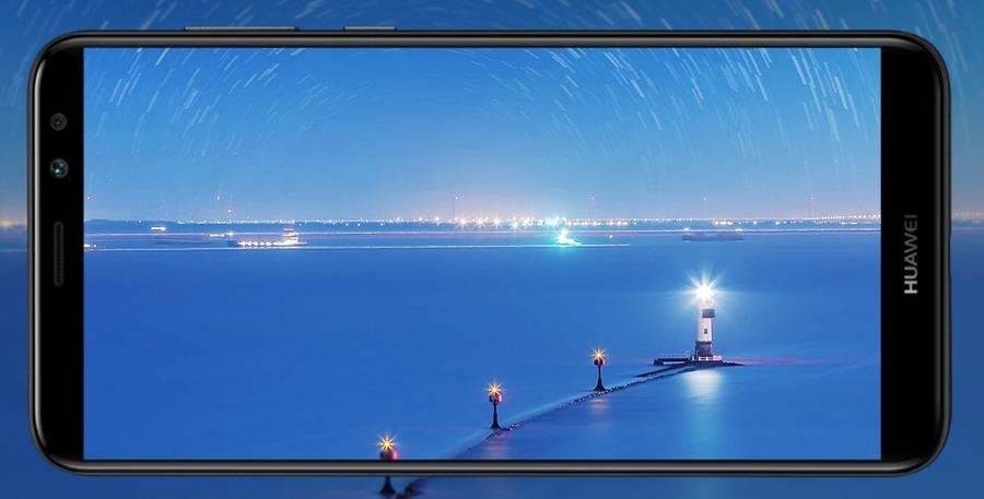 comparativa Huawei™ P20 Lite vs Huawei™ Mate diez Lite monitor Mate diez Lite