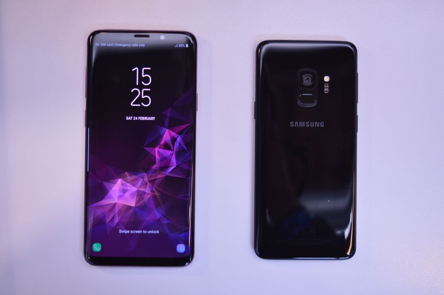 Samsung Galaxy S9 y Samsung Galaxy S9 Plus