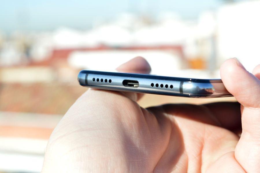 comparativa Samsung Galaxy S9 vs Huawei P20 batería P20