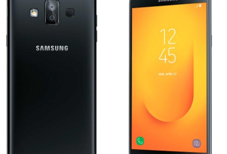 El Samsung Galaxy J7 Duo ya está en la página web de Samsung