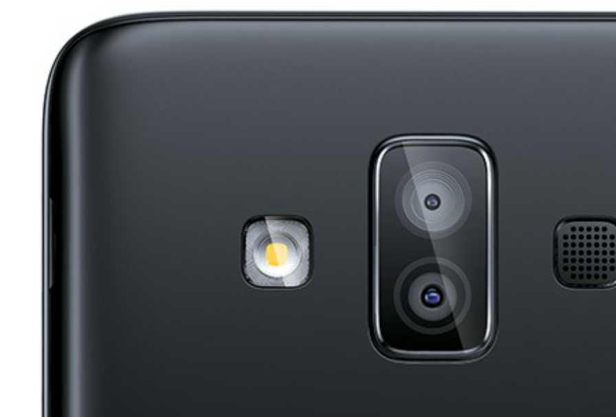 Doble lente Galaxy™ J7 Duo