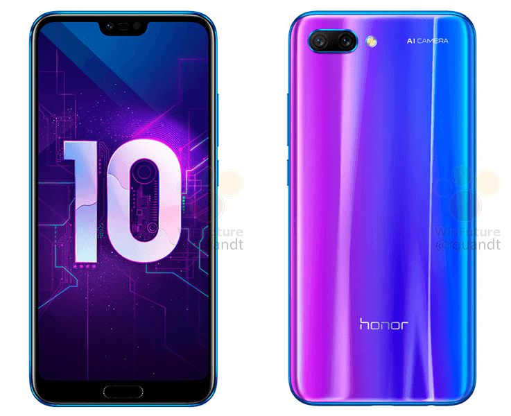Honor_10 color