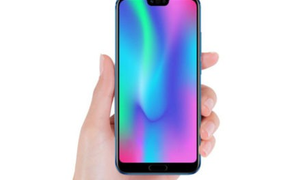 Honor 10, el nuevo buque insignia de Honor confirma notch y carcasa multicolor