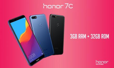 Honor 7C y Honor 7A llegan a España, precio y toda la información