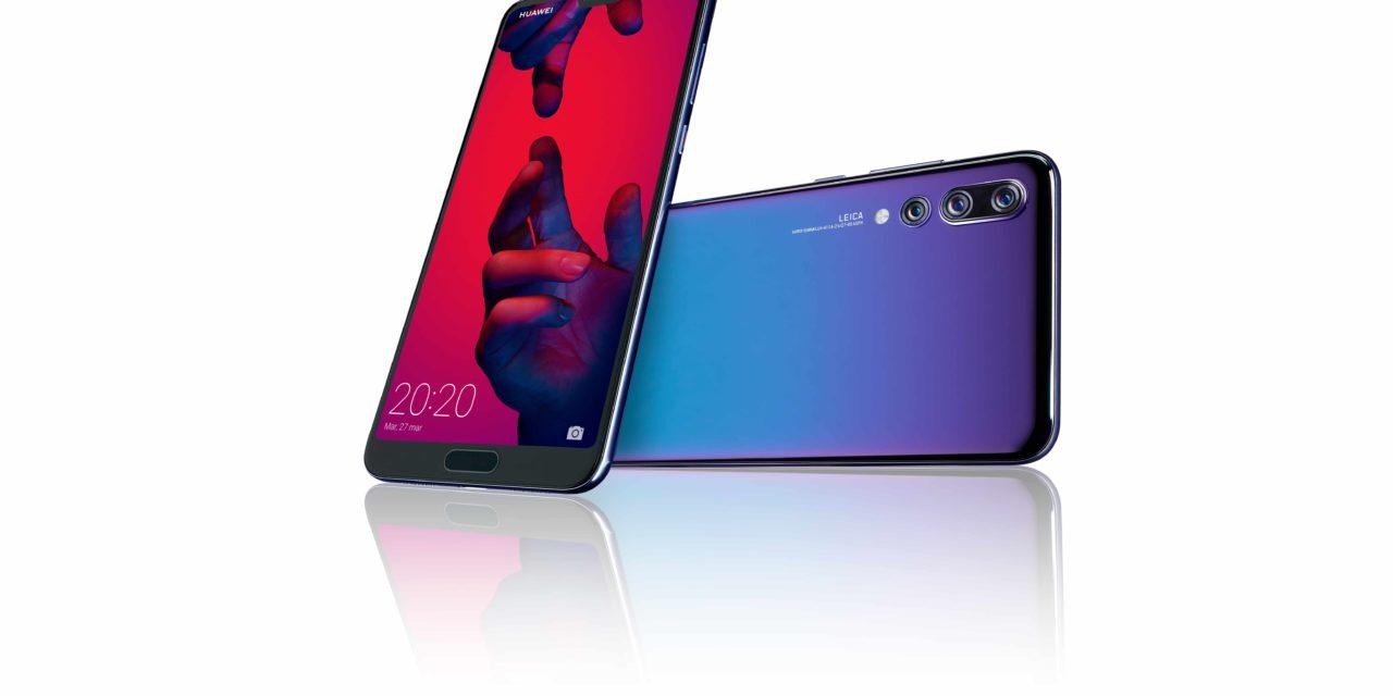 Huawei P20 Pro ya se puede comprar en España, tiendas y precios