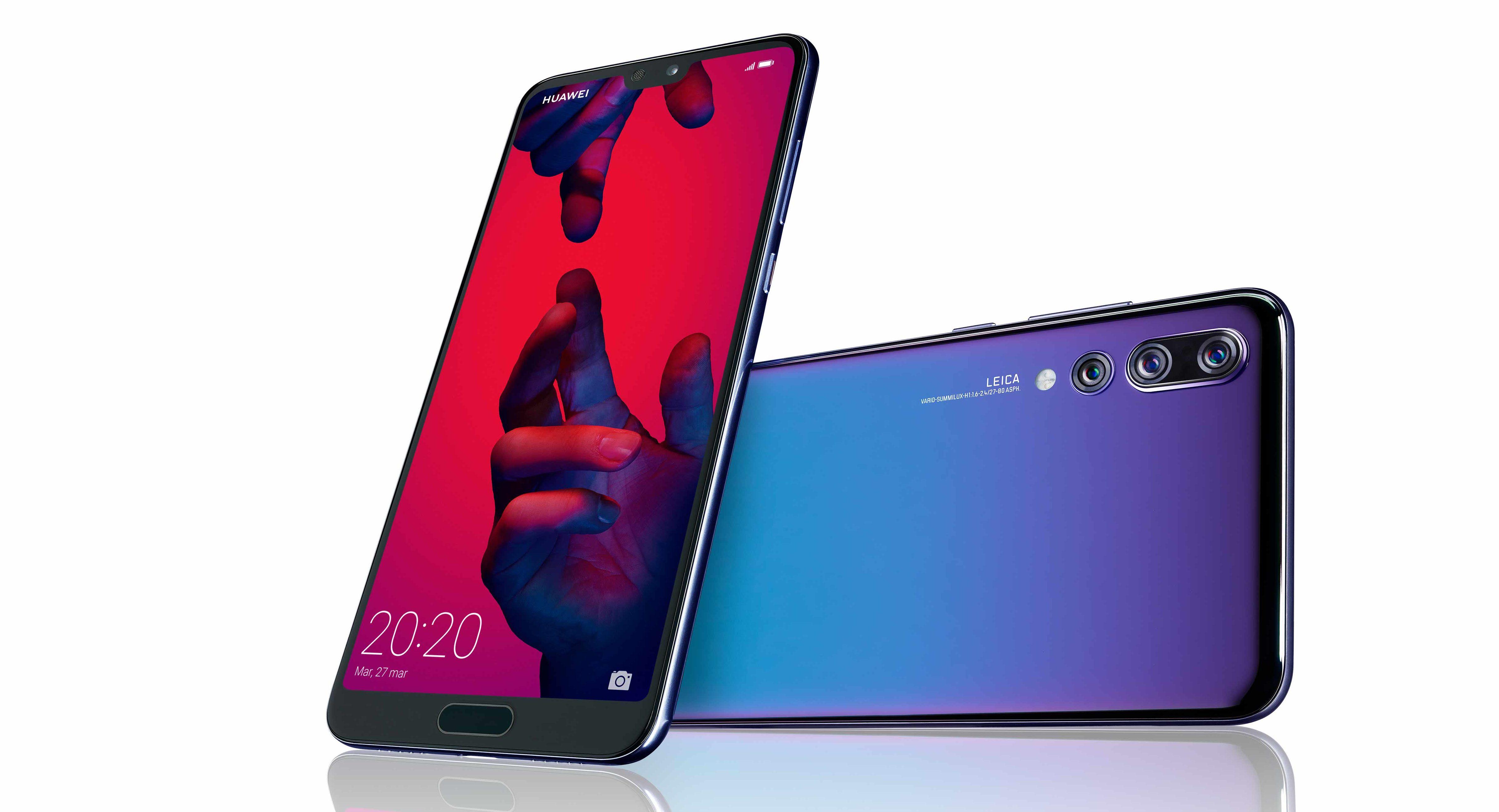 Huawei P20 Pro Ya Se Puede Comprar En Espa U00f1a  Tiendas Y