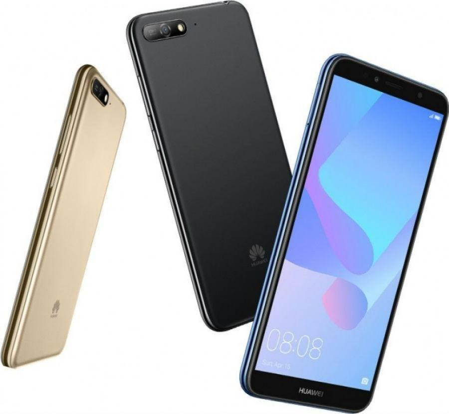 Huawei Y6 2018, teléfono fácil con monitor infinita