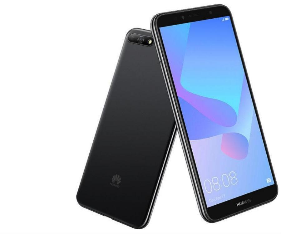 Huawei Y6 2018, móvil sencillo con pantalla infinita