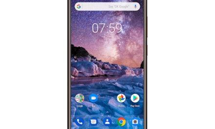 Nokia 7 Plus, características, precio y disponibilidad