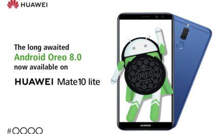 El Huawei Mate 10 Lite comienza a recibir Android 8.0 Oreo