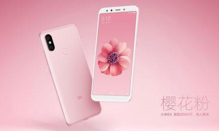 Se filtran el precio y las características del Xiaomi Mi A2