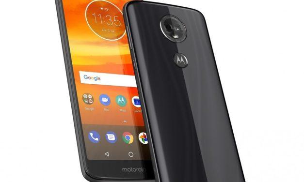 Motorola Moto E5, características, precio y opiniones