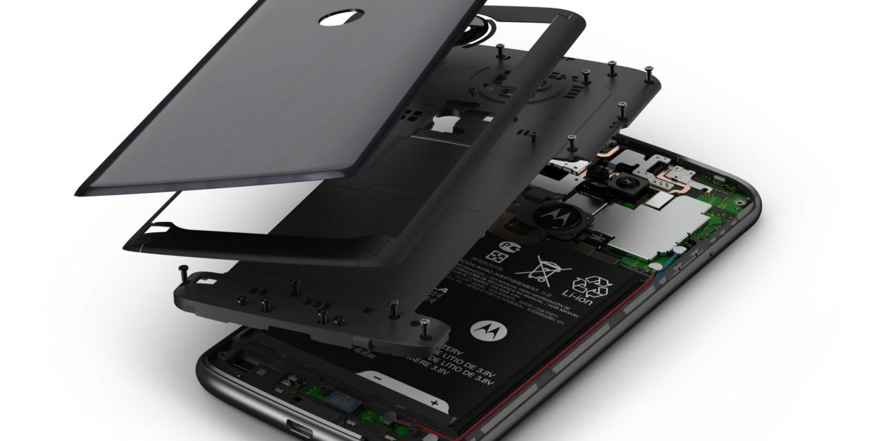Motorola Moto E5 Plus y Moto E5 Play, los nuevos gama de entrada de Lenovo