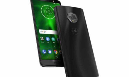 Nuevas fotos del Motorola Moto G6 y G6 Plus