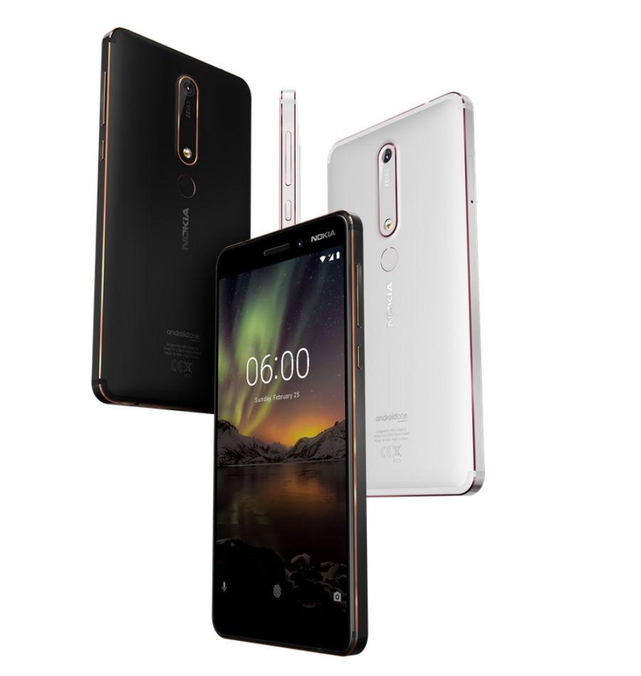 Nokia 6, costo y tiendas en España
