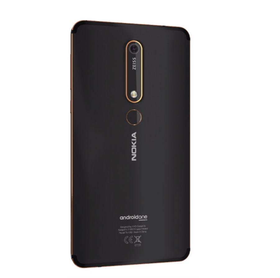 Nokia seis españa