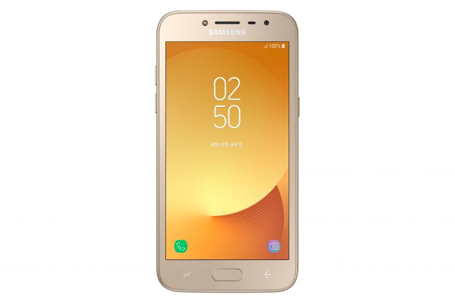 oficial Samsung Galaxy J2 Pro cámaras