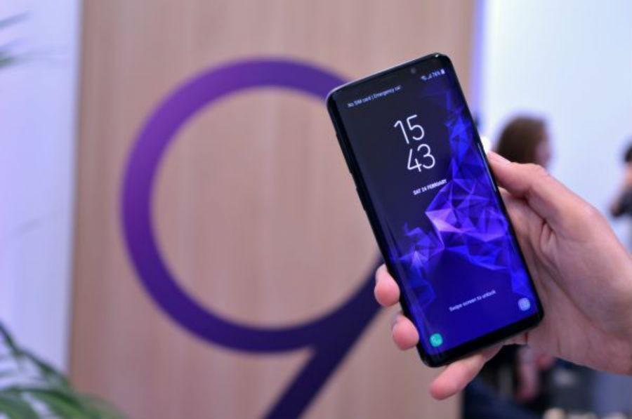 Samsung estaría organizando alguna version mini de su Galaxy™ S9