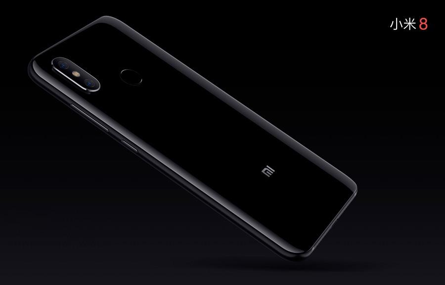 5 claves Xiaomi Mi 8 diseño