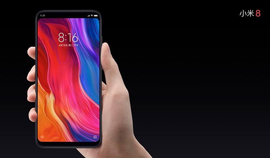 5 claves Xiaomi Mi 8 pantalla sin muesca