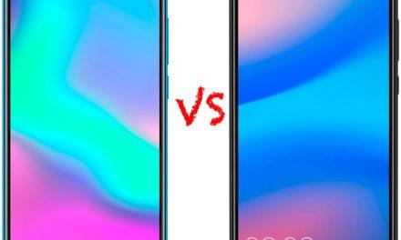Comparativa Honor 10 vs Huawei P20 Lite