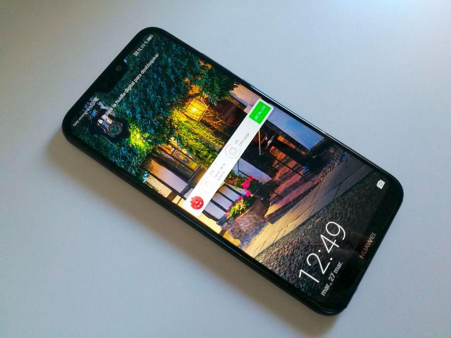 comparativa Honor 10 vs Huawei P20 Lite procesador P20 Lite