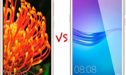 Comparativa Huawei Y6 2018 vs Huawei Y6 2017