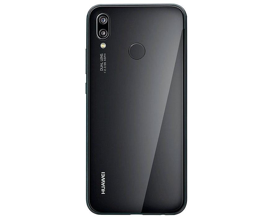comparativa Motorola Moto G6 vs Huawei P20 Lite trasera P20 Lite