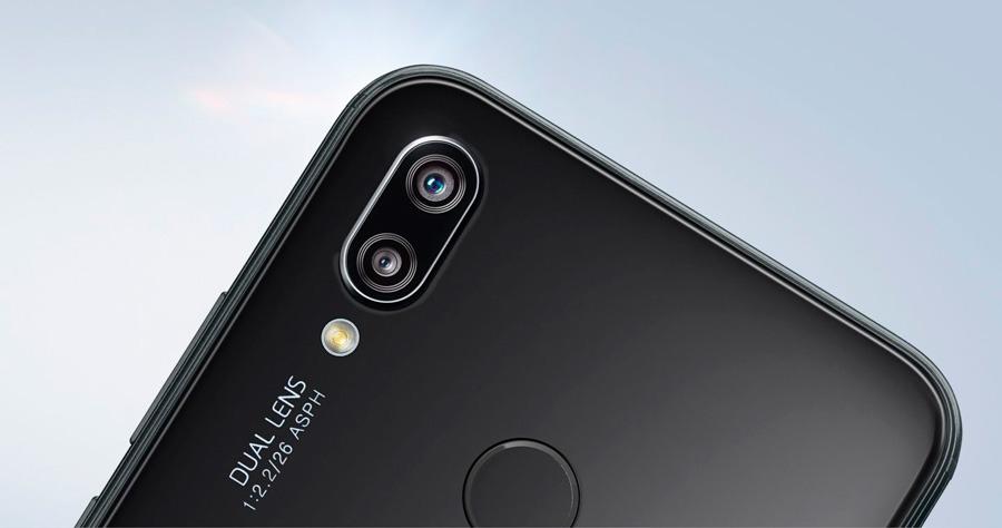 comparativa Motorola Moto G6 vs Huawei P20 Lite cámaras P20 Lite