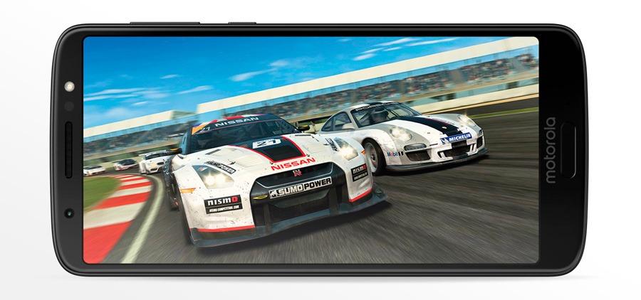 comparativa Motorola Moto G6 vs Huawei P20 Lite procesador Moto G6