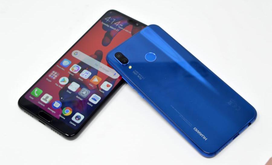 comparativa Motorola Moto G6 vs Huawei P20 Lite procesador P20 Lite