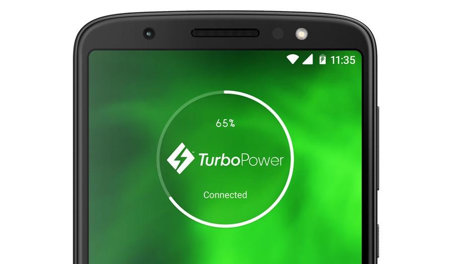 comparativa Motorola Moto G6 vs Huawei P20 Lite batería P20 Moto G6