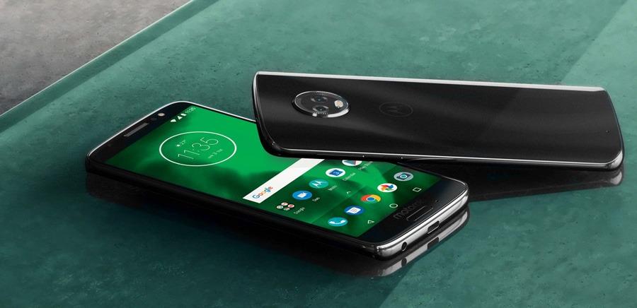 comparativa Motorola Moto G6 vs Huawei P20 Lite final Moto G6