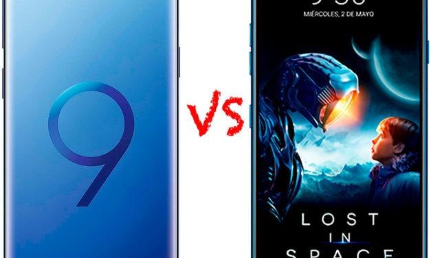 Comparativa Samsung Galaxy S9 vs LG G7 ThinQ