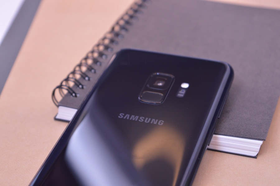 comparativa Samsung Galaxy S9 vs LG G7 ThinQ cámara trasera S9
