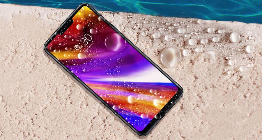 comparativa Samsung Galaxy S9 vs LG G7 ThinQ batería G7