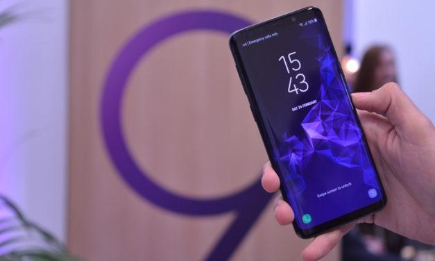 La mejor oferta del Samsung Galaxy S9 hasta la fecha en Amazon por solo 575 euros