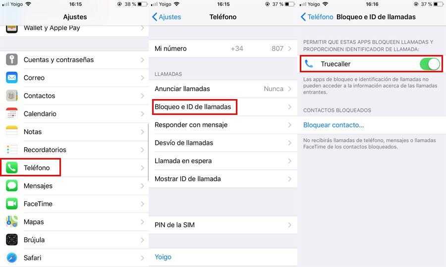 configurar-truecaller-ios-identificador-de-llamadas