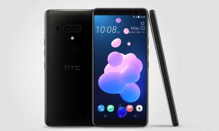 HTC U12+, nuevo móvil con doble cámara frontal y pantalla panorámica